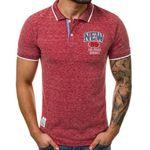 OZONEE 9505 – Herren Kurzarm Poloshirt mit Kentkragen für je 10,45€ (statt 15€)