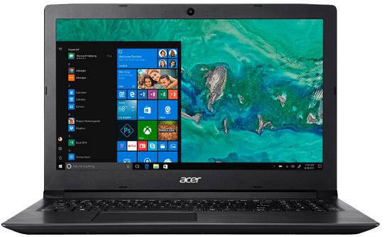 ACER Aspire 3 A315   15.6 Notebook mit i3 und Optane Technologie für 299€ (statt 399€)