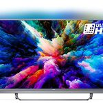 Vorbei! Philips 49PUS7503/12 – 49 Zoll UHD Android Ambilight TV für 321,27€ (statt 540€)