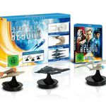 Saturn Entertainment Weekend Deals: z.B. Star Trek – Beyond [Blu-ray] + 3 Spaceship Models für 16€