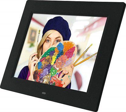 Rollei Degas DPF 900 Digitale Bilderrahmen für 66€ (statt 79€)