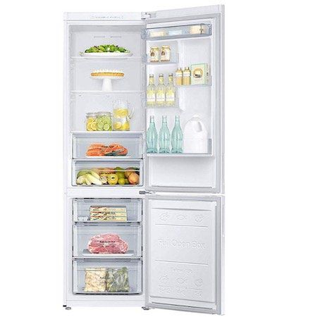 Samsung RB37J500MWW Kühl Gefrierkombi mit NoFrost für 579€ (statt 754€)