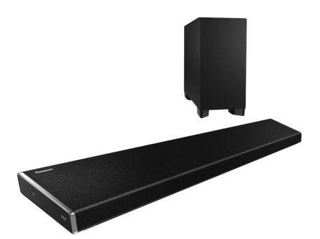Panasonic SC ALL70TEGK 3.1 ALL Soundbar mit kabellosem Subwoofer für 279,90€