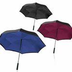 Wonderdry Umbrella Regenschirm mit Umstülptechnik für 9,95€