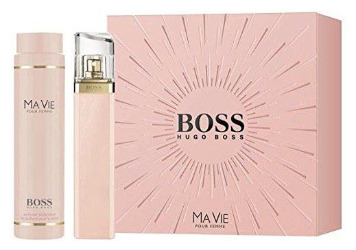 Hugo Boss Ma Vie pour Femme Set (EdP 75ml + BL 200ml) für 44,99€