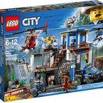 Lego City – Hauptquartier der Bergpolizei (60174) für 46,19€ (statt 58€)