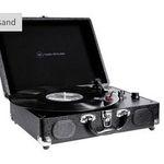 Ready2music Graceland USB-Plattenspieler mit Riemenantrieb für 27,99€ (statt 40€)