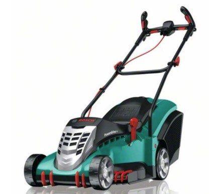 Bosch Rotak 39 Elektro Rasenmäher (Modell 2014) mit 50L Fangkorb für 139€ (statt 179€)