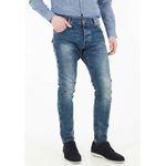 Mustang Tapered Herren Jeans mit Verwaschungen für 32,99€