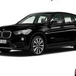 BMW X1 sDrive18i Advantage Privat- und Gewerbe-Leasing (140 PS) für 255,94€ mtl. (brutto)