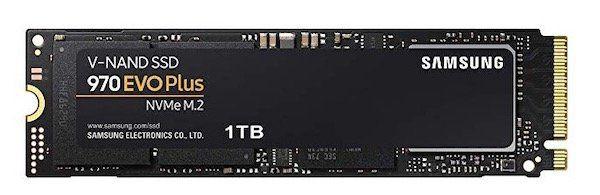 Samsung 970 EVO Plus 1TB SSD für 131,86€ (statt 160€)