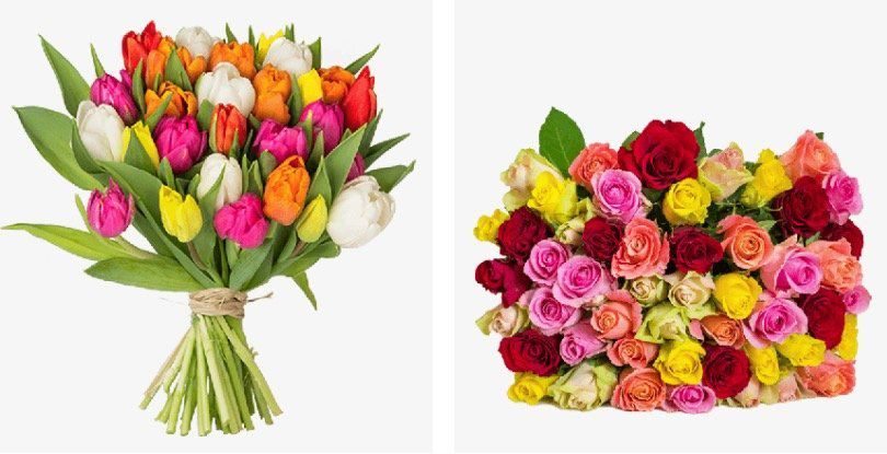 Zum Weltfrauentag: 20% Rabatt auf ausgewählte Sträuße bei Blume Ideal