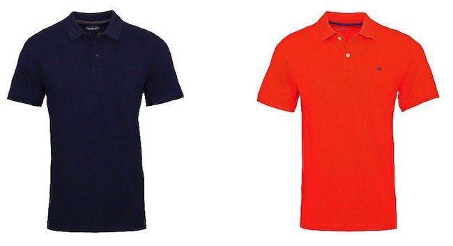 Tom Tailor Poloshirts für je 14,99€