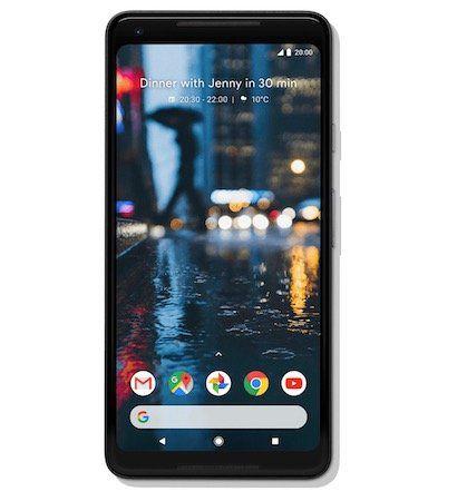 Google Pixel 2 XL 128GB in Schwarz für 359,99€ (statt neu 591€)   Zustand wie neu