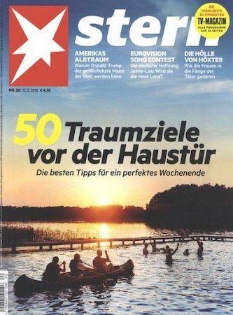 Stern Jahresabo mit 52 Ausgaben anstatt 244€ nur 45€