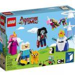 Lego Ideas – Adventure Time (21308) für 28,49€(statt 42€)