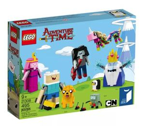 Lego Ideas   Adventure Time (21308) für 28,49€(statt 42€)