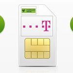 Telekom 10GB LTE Datentarif für 9,99€ mtl. (eSIM buchbar) + Vodafone Allnet-Flat mit 1GB für 7,99€ mtl.