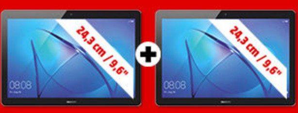 🔥 2x HUAWEI MediaPad T3   9,6 Tablet mit 16 GB für 199€ (statt 246€)