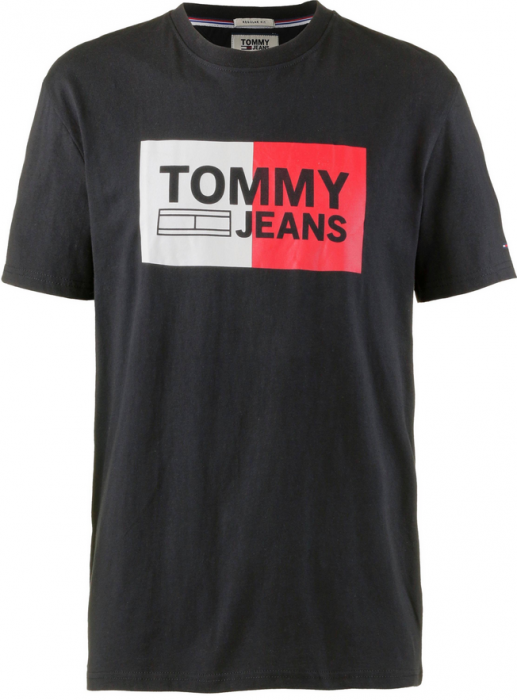 Tommy Hilfiger Shirt Essential Split Box Tee für 25,11€ inkl. VSK