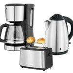 WMF Bueno Frühstücks-Set (Wasserkocher, Toaster, Kaffeemaschine) für 88,88€ (statt 105€)