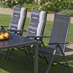 Gartenmöbel-Set Las Vegas (Tisch + 6 Stühle) für 428,96€ (statt 689€)