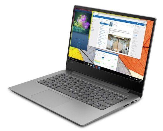 TOP! Lenovo 81F400R4GE   14 Zoll Full HD Notebook mit 128GB SSD für 266€(statt 315€)
