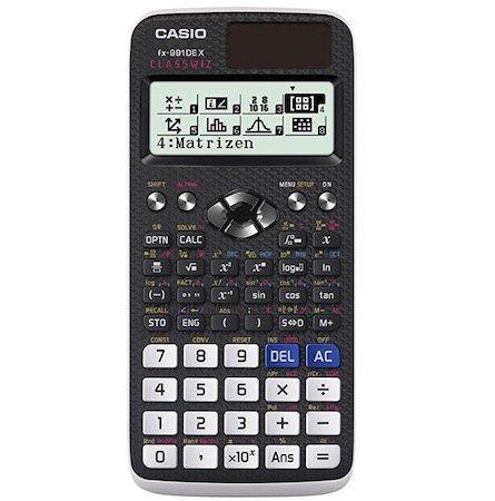 Casio FX 991DE X wissenschaftlicher Rechner für 14,99€ (statt 26€)