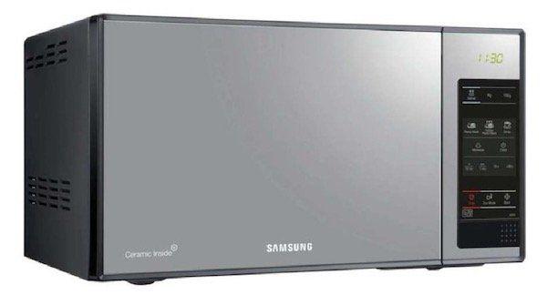 Samsung ME83X Mikrowelle mit 800 Watt für 95,89€ (statt 109€)