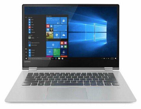LENOVO Yoga 530 81EK00U1GE Convertible mit i5, 8GB RAM, 256GB SSD, GeForce MX130 für 707€ (statt 799€)