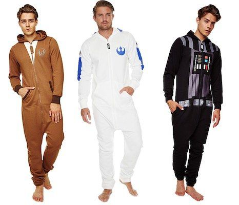 Groovy Star Wars Jumpsuits für je 5,55€ + VSK (statt 38€)