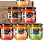Little Lunch: 12er Pack Suppen (Klassiker + Top-Seller) für 18€ + gratis Versand – nur 1,50€ pro Suppe!🔥