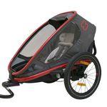 Hamax Outback One Kinder-Fahrradanhänger mit gefederter Radaufhängung für 374,99€ (statt 550€)