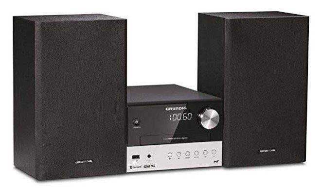 Grundig CMS 2000 BT Stereo Micro Anlage für 59,90€ (statt 76€)