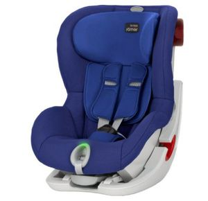Britax Römer King II LS Kindersitz in Ocean Blue für 164,99€ (statt 213€)