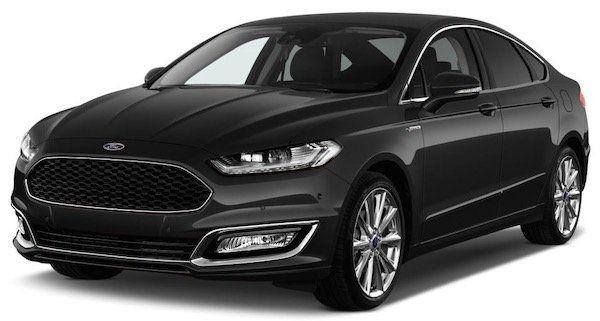 Ford Mondeo 2.0 Hybrid Gewerbe Leasing für 126,92€ mtl. netto