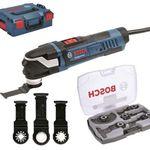 Bosch Professional Multi-Cutter GOP 40-30 + 5-tlg. Messer-Set in L-BOXX für 179,10€ (statt 211€)