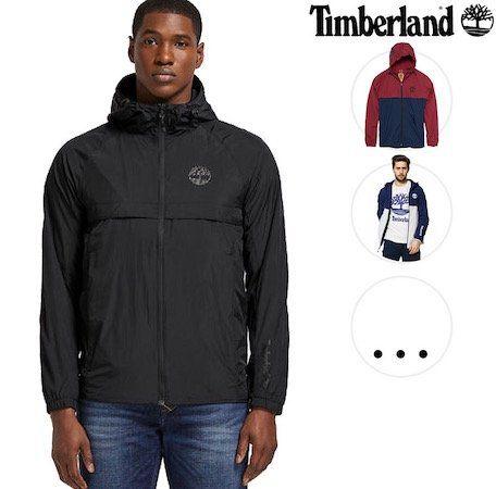 Timberland Hooded Shell Regen  & Windjacke für 35,90€