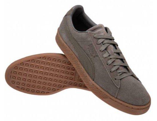 Puma Suede Classic Natural Leder Sneaker für 34,94€ (statt 45€)   oder 2 Paar für je 28,50€