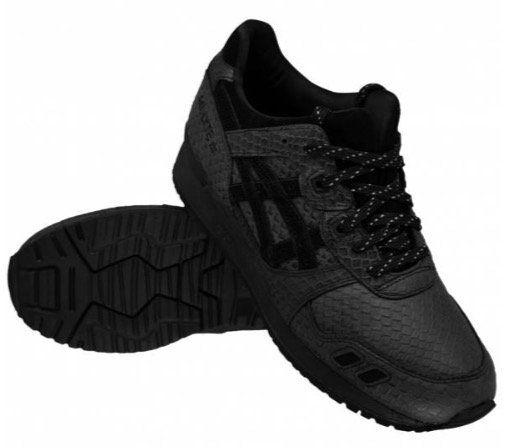 Asics Tiger Gel Lyte III Black Mamba Pack Herren Sneaker für 51,94€ (statt 65€)