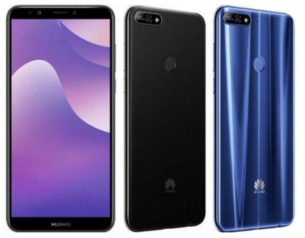 Huawei Y7 (2018)   5,99 Android 8 DualSIM Smartphone mit 16GB (B Ware) für 89,90€ (statt 120€)