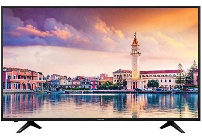 Hisense H43AE6000   43 Zoll UHD Fernseher mit HDR Plus für 269,90€ (statt 333€)