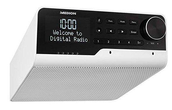 Medion P66120 WLAN Unterbauradio mit Amazon Alexa, Bluetooth und Co. für 69,95€(statt 100€)