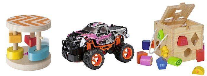 🎲 Spielzeug mit mindestens 50% Rabatt bei myToys   z.B. Smoby Frozen Roller mit Bremse für 22,94€ (statt 29€)