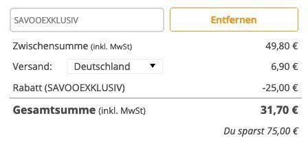 Vorbei! MeinFoto Gutschein mit 25€ Rabatt ab 35€ MBW