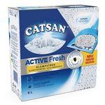16 Liter Catsan Katzenstreu Active Fresh für 14,99€ (statt 20€)