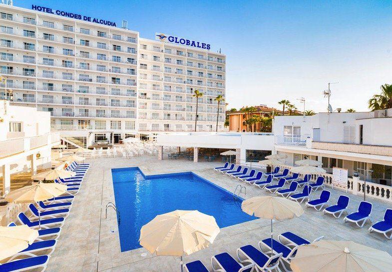☀️ Mallorca 7 Nächte im 3* Hotel inkl. Flügen und All Inclusive ab 266€ p.P.