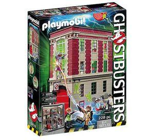 Playmobil Ghostbusters Feuerwache (9219) für 46,44€ (statt 54€)