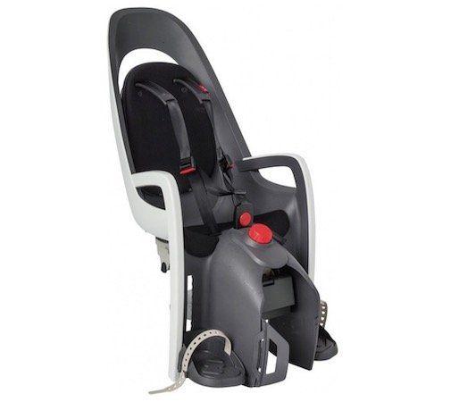 hamax Fahrradsitz Caress mit Gepäckträgeradapter für 92,27€ (statt 110€)