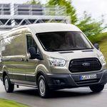 Ford Transit 350 L3H3 im Gewerbe Leasing inkl. Wartung & Verschleiss für 190€ brutto mtl.